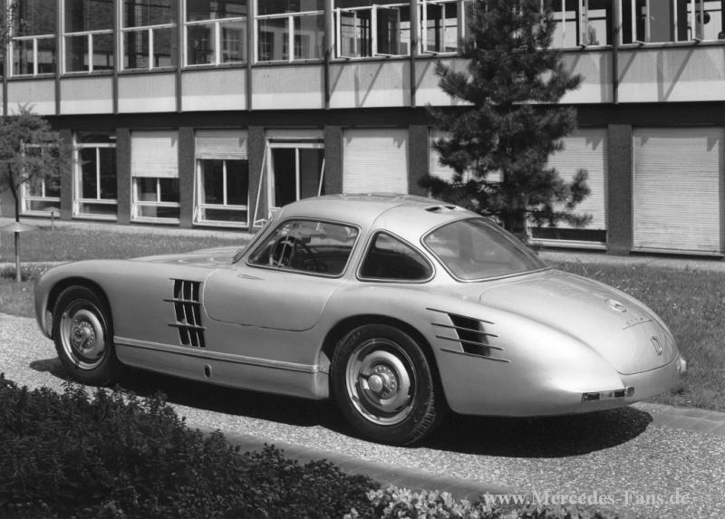 Mercedes aux 24 heures du Mans 005-me21