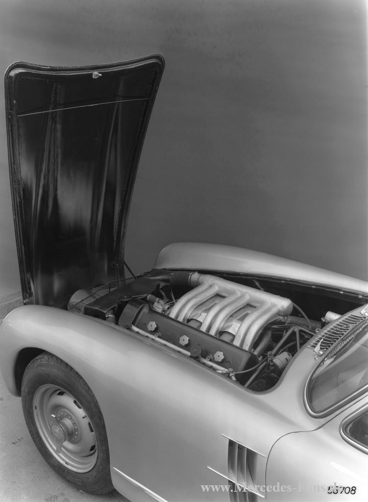 Mercedes aux 24 heures du Mans 007-me24