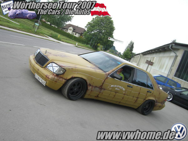 [Tuning] Mercedes Rat's Style 00810