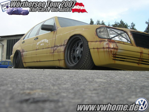 [Tuning] Mercedes Rat's Style 01210