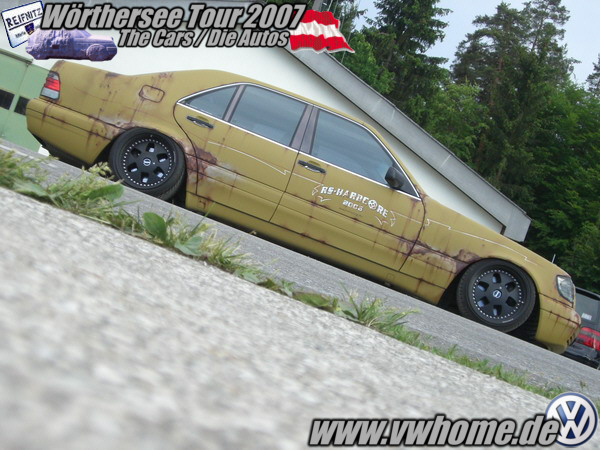 [Tuning] Mercedes Rat's Style 01410