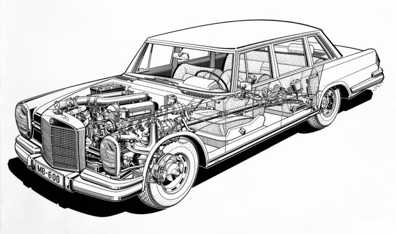 [Essai] Mercedes 600 Pullman contre Maybach 62 01_60011