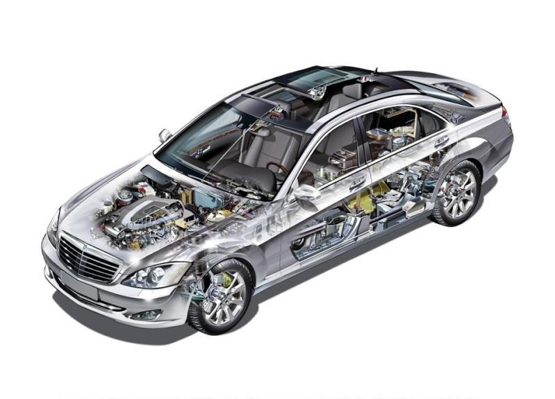 [Essai] Mercedes 600 Pullman contre Maybach 62 01_60012