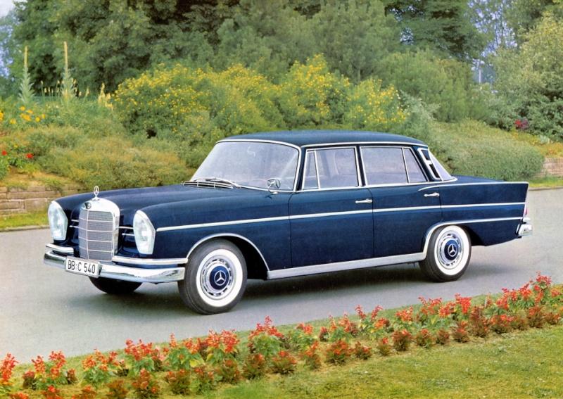 "[Historique] La Mercedes-Benz W110 ""Kleine Heckflosse"" 1961 - 1968 05_hec13"