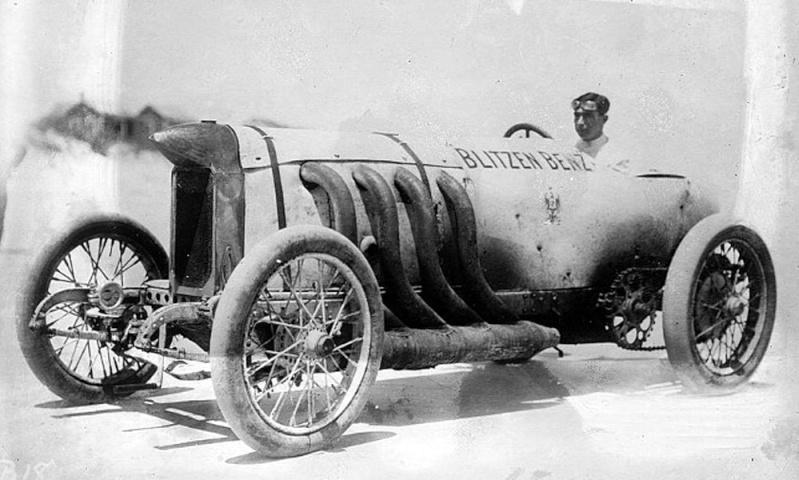 [Historique] La Blitzen-Benz 200HP 1909 09482v10