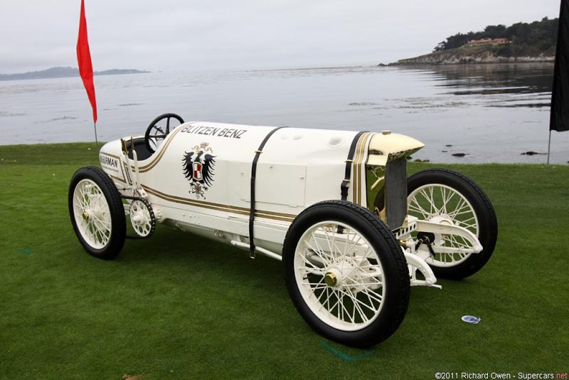 [Historique] La Blitzen-Benz 200HP 1909 10046510