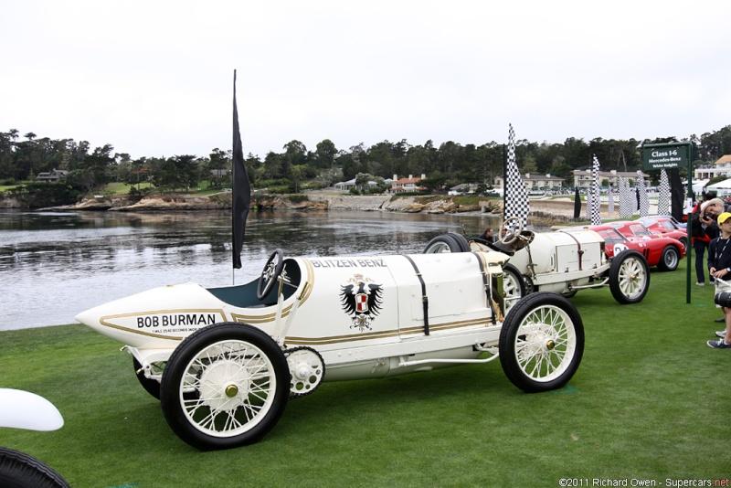 [Historique] La Blitzen-Benz 200HP 1909 10046813