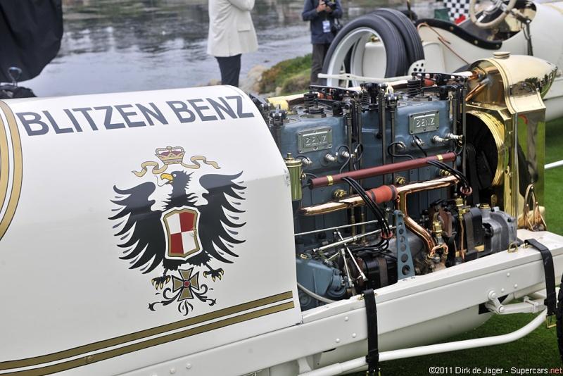 [Historique] La Blitzen-Benz 200HP 1909 10054110