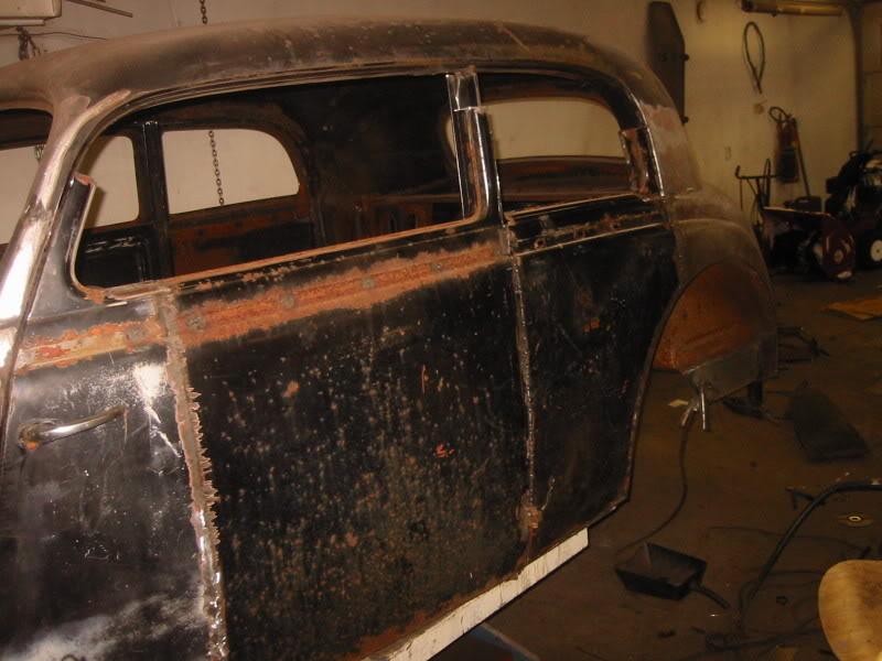 Les Mercedes Hot-Rod 148-4810