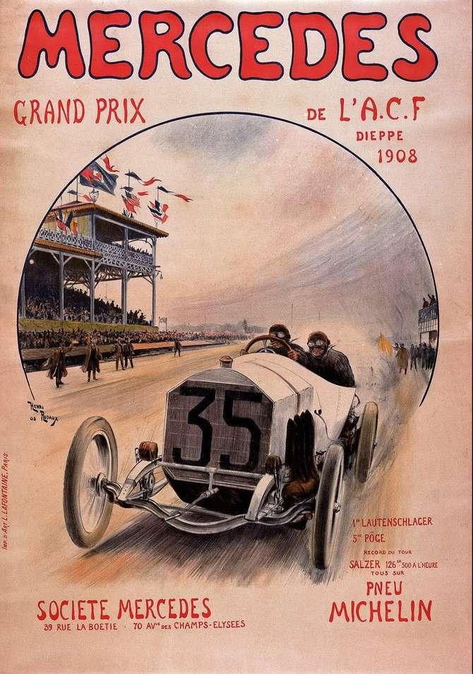 Gottlieb Daimler 1908-b10
