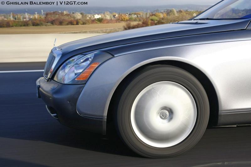 [Essai] Mercedes 600 Pullman contre Maybach 62 19243_10