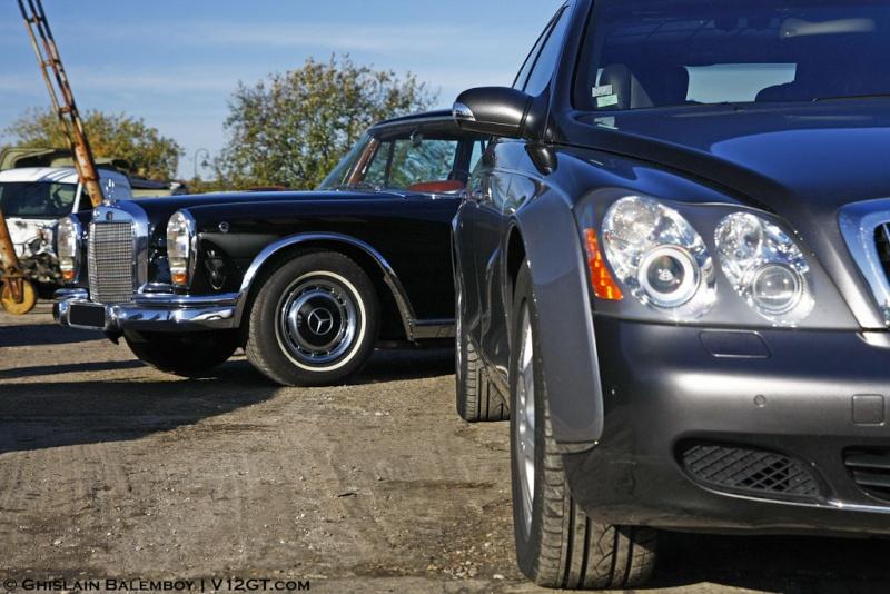 [Essai] Mercedes 600 Pullman contre Maybach 62 19318_10