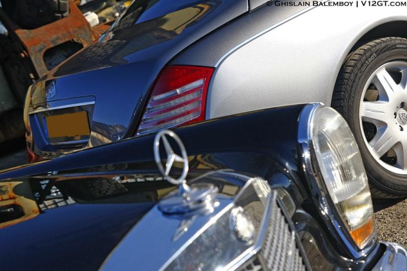 [Essai] Mercedes 600 Pullman contre Maybach 62 19327_10