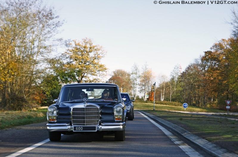 [Essai] Mercedes 600 Pullman contre Maybach 62 19508_10