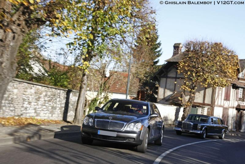 [Essai] Mercedes 600 Pullman contre Maybach 62 19532_10