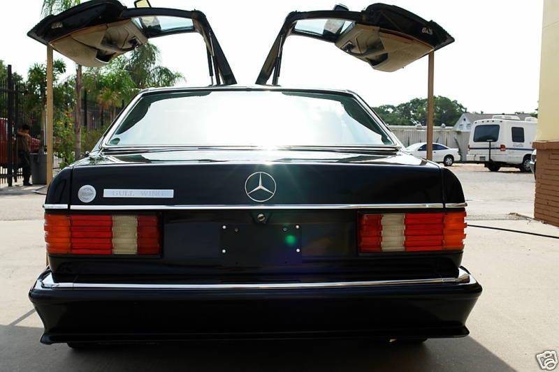 [Photos] Des W126 spéciales.... - Page 5 1983-514