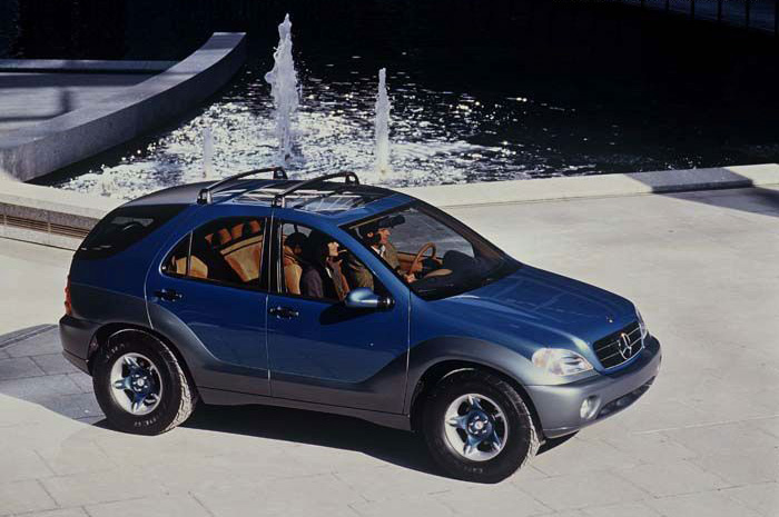 [Guide d'achat occasion] Mercedes ML 55 AMG 1996_m11