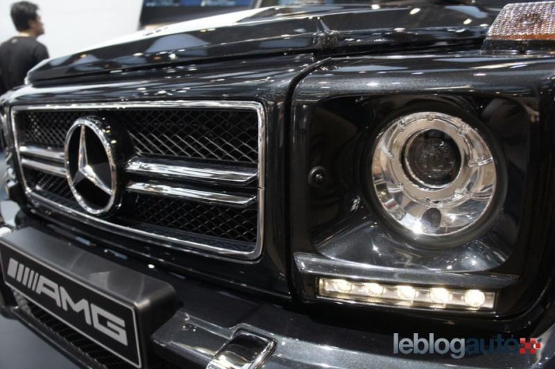 Mercedes Classe G63 & G65 2012 -  2012_m25