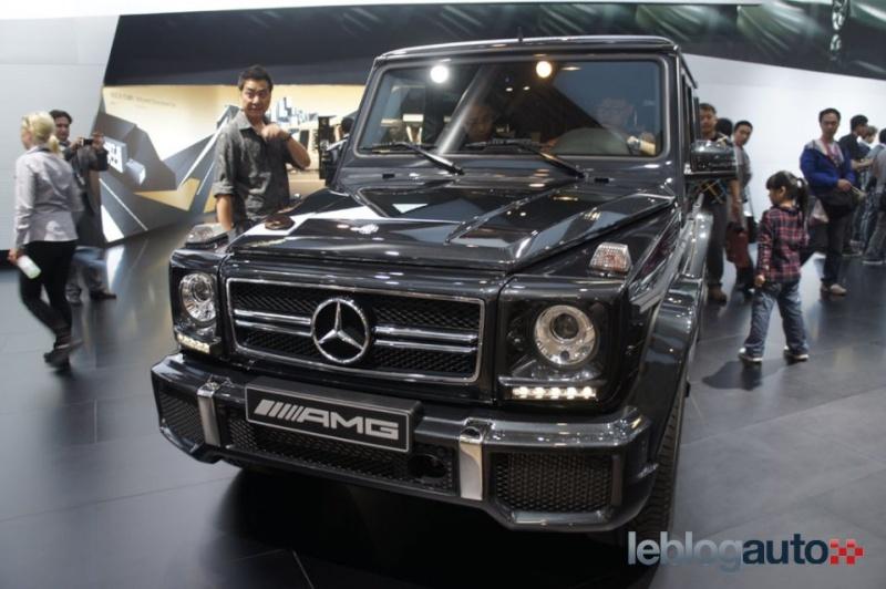 Mercedes Classe G63 & G65 2012 -  2012_m26