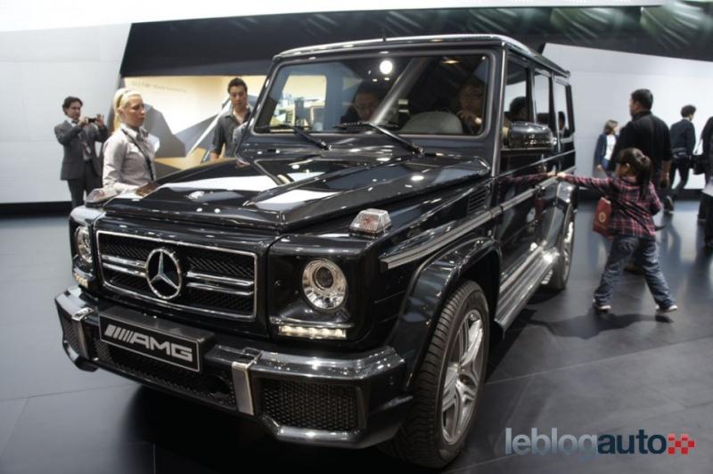 Mercedes Classe G63 & G65 2012 -  2012_m27