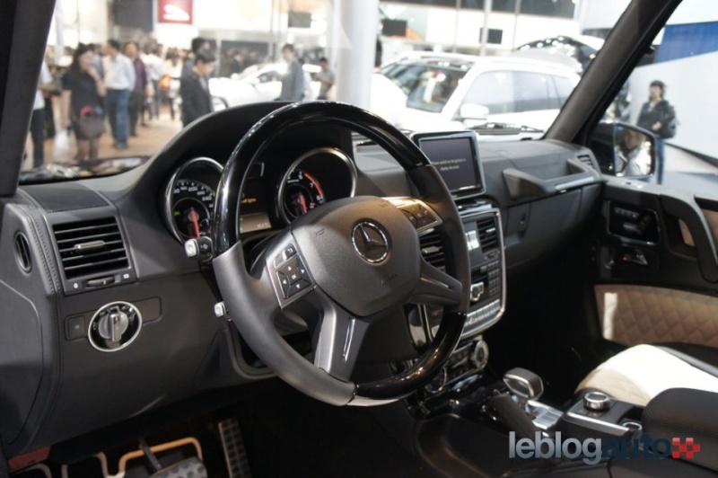 Mercedes Classe G63 & G65 2012 -  2012_m32