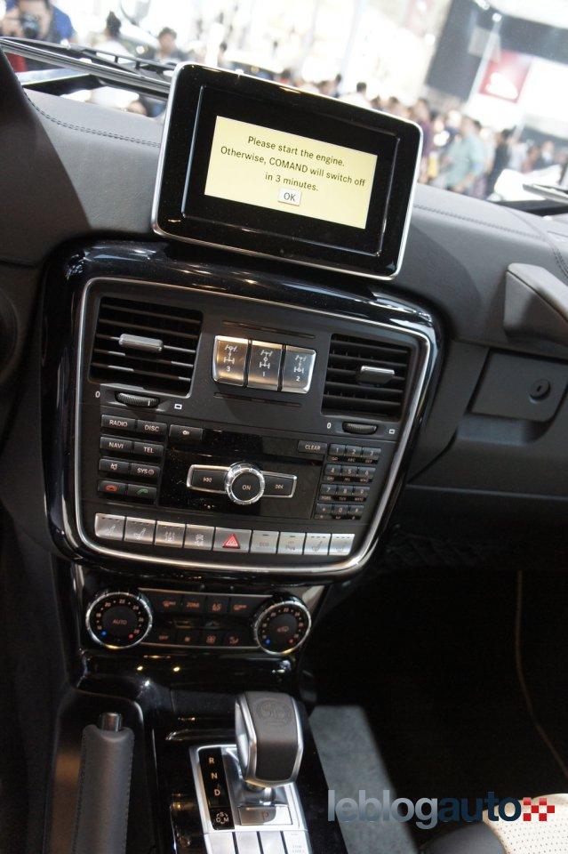 Mercedes Classe G63 & G65 2012 -  2012_m33