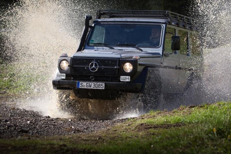 Mercedes Benz Classe G : Edition finale.... ou pas.... 2012_m37
