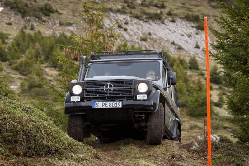 Mercedes Benz Classe G : Edition finale.... ou pas.... 2012_m40