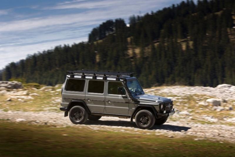 Mercedes Benz Classe G : Edition finale.... ou pas.... 2012_m43