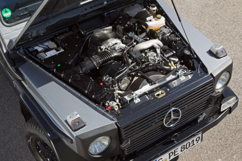 Mercedes Benz Classe G : Edition finale.... ou pas.... 2012_m48