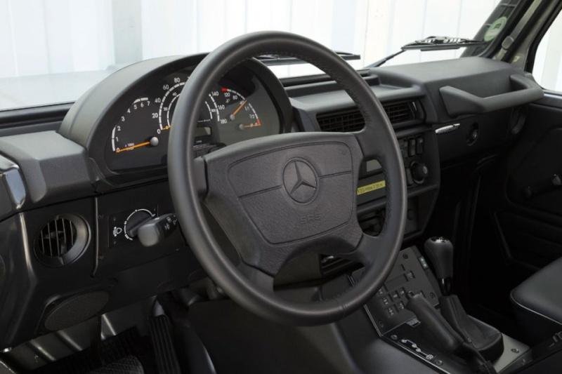 Mercedes Benz Classe G : Edition finale.... ou pas.... 2012_m49