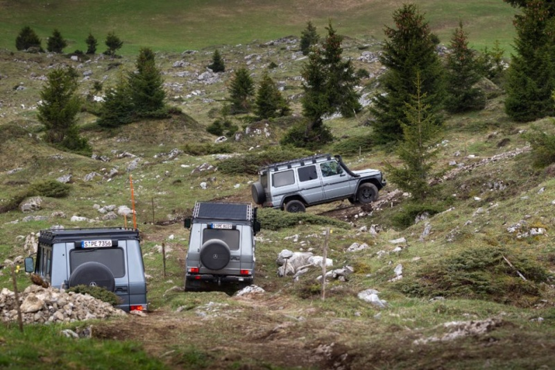 Mercedes Benz Classe G : Edition finale.... ou pas.... 2012_m61
