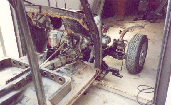 Les Mercedes Hot-Rod 2210