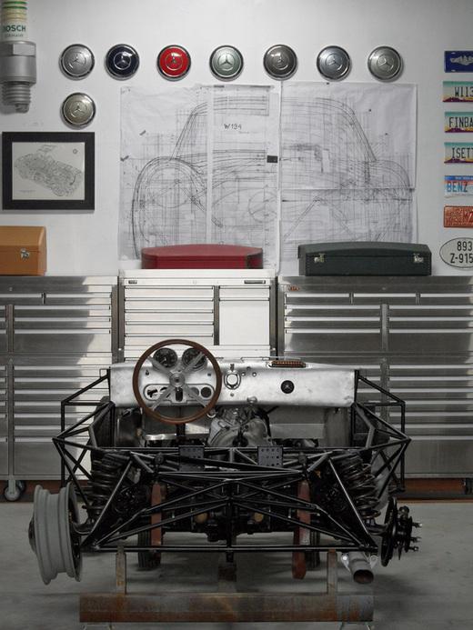 La Mercedes 300 SL 1952 (W194) - Page 2 24056810