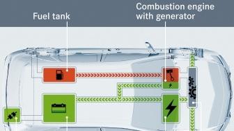 Mercedes Classe B E-Cell Plus Concept 2011 24265511