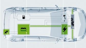 Mercedes Classe B E-Cell Plus Concept 2011 24265512