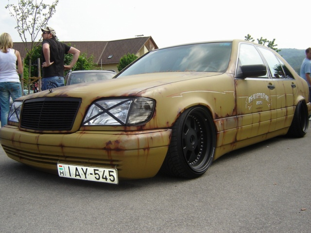 [Tuning] Mercedes Rat's Style 26625410