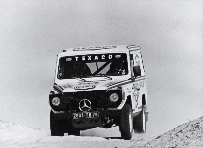Victoire au Paris-Dakar 1983 30-ans10