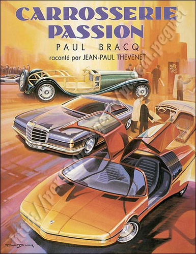 [Designer] Paul Bracq chez Mercedes-Benz  41660011