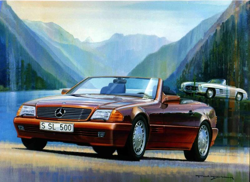 [Designer] Paul Bracq chez Mercedes-Benz  41667610