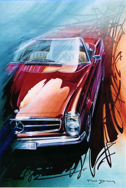 [Designer] Paul Bracq chez Mercedes-Benz  41667810