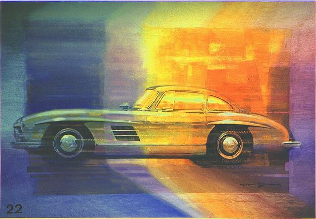 [Designer] Paul Bracq chez Mercedes-Benz  41694511