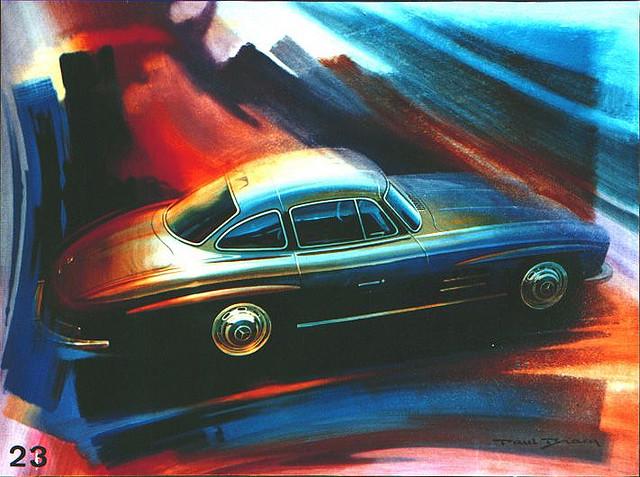 [Designer] Paul Bracq chez Mercedes-Benz  41694512
