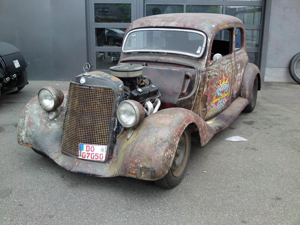 Les Mercedes Hot-Rod 47649710