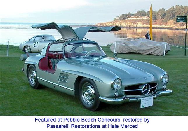 La Mercedes 300 SL 1952 (W194) - Page 2 52053910