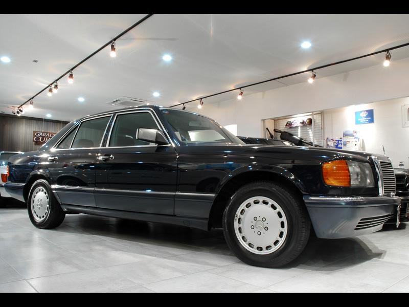 Les Mercedes 500/560 SE/SEL (W126)  536-1202