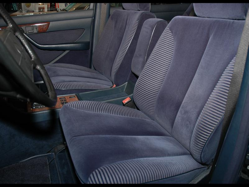 Les Mercedes 500/560 SE/SEL (W126)  536-1206