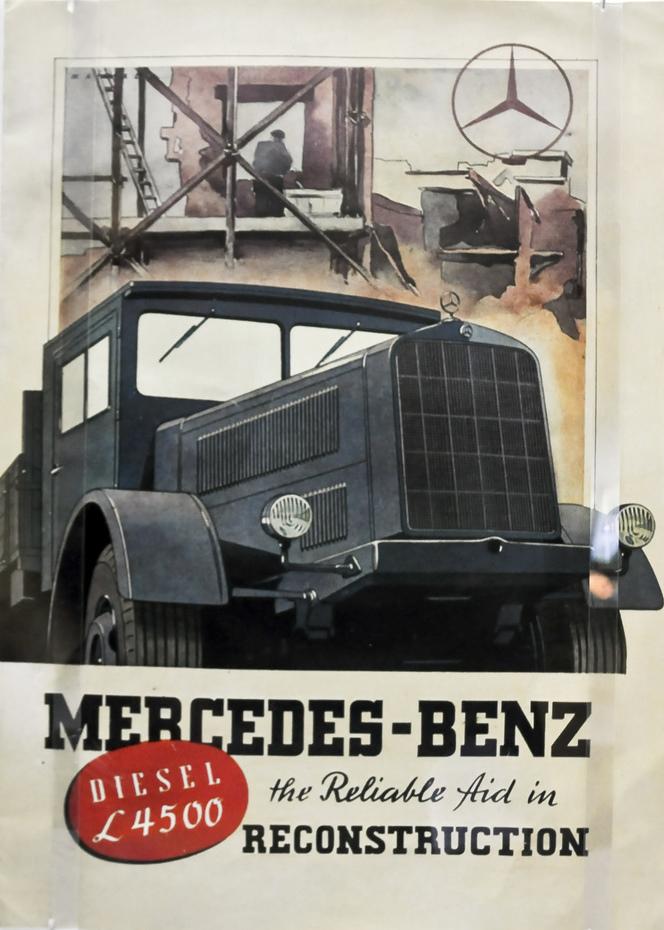 [Historique] Les Poids lourds Mercedes  57658210