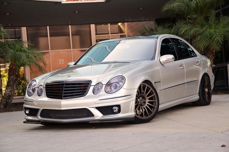 [Essai] La Mercedes E 55 AMG (W211) 64622810