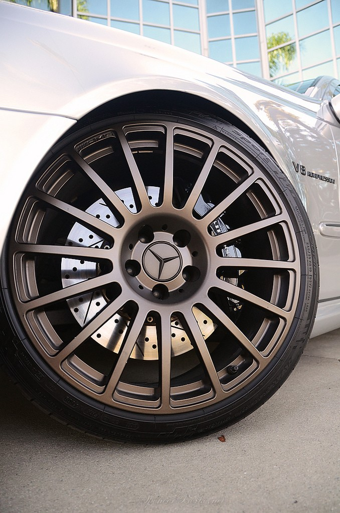 [Essai] La Mercedes E 55 AMG (W211) 64622811